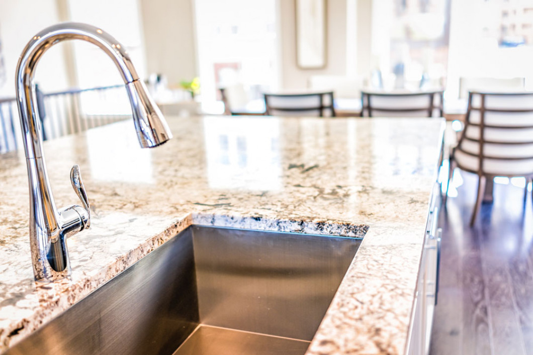 Change Up Your Bathroom or Kitchen